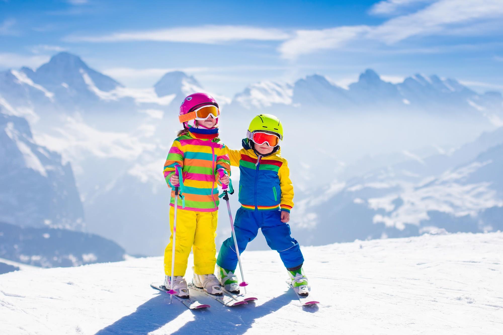 Çocuklar Kışın Nasıl Giydirilmelidir?