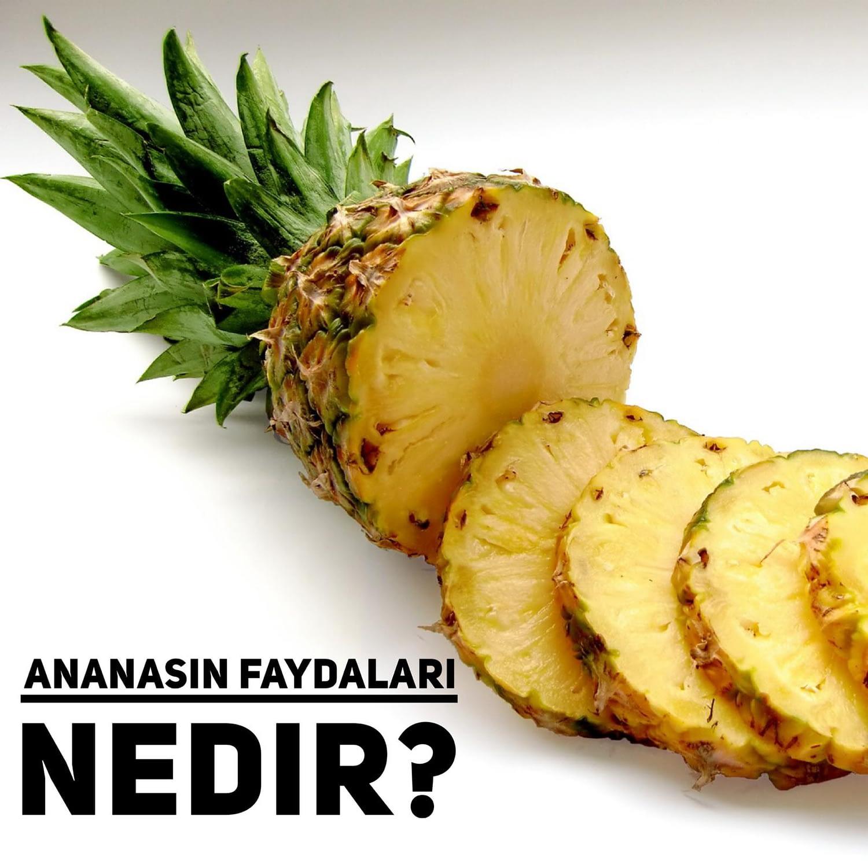 Ananas Suyunun Faydaları Nedir?