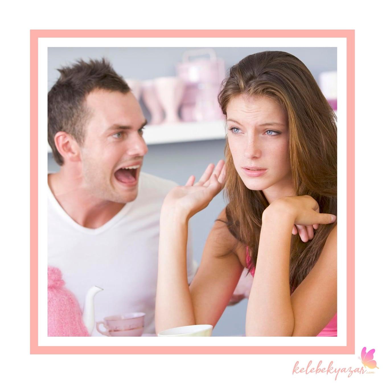 Çiftlerin Arasını Bozan Hatalar Nelerdir?